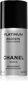 Chanel Égoïste Platinum Deodorant Spray for Men