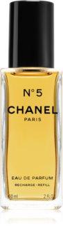 Chanel N°5 parfemska voda punjenje s raspršivačem za žene