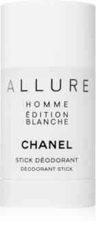 Chanel Allure Homme Édition Blanche αποσμητικό σε στικ για άντρες