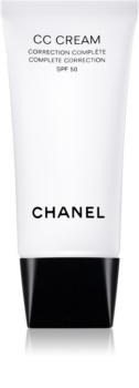 Chanel CC Cream bőrszín egységesítő krém SPF 50