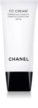 Chanel CC Cream zjednocujúci krém SPF 50