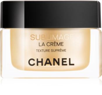 Chanel Sublimage creme facial extra nutritivo antirrugas