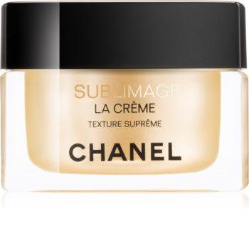 Chanel Sublimage дълбоко подхранващ крем за лице против бръчки