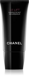 Chanel Le Lift нощна маска за възстановяване на кожата