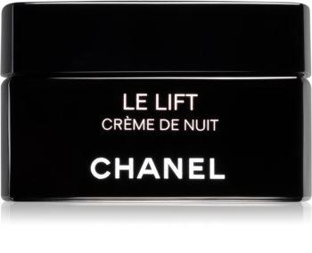 Chanel Le Lift Crème de Nuit ujędrniająco - przeciwzmarszczkowy krem na noc