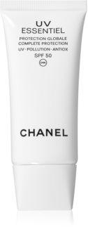 Chanel UV Essentiel ochranný denný krém proti negatívnemu pôsobeniu vonkajších vplyvov SPF 50