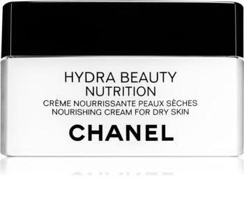 Chanel Hydra Beauty výživný krém pre veľmi suchú pleť