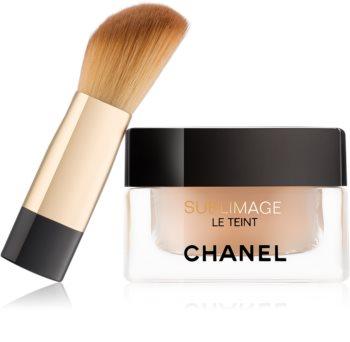 Chanel Sublimage maquillaje con efecto iluminador