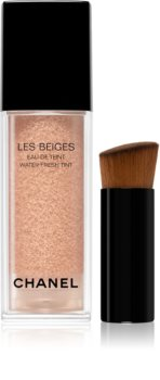 Chanel Les Beiges Water-Fresh Tint lehký hydratační make-up s aplikátorem
