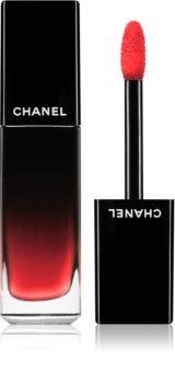 Chanel Rouge Allure Laque hosszantartó folyékony rúzs vízálló