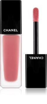 Chanel Rouge Allure Ink folyékony rúzs matt hatással