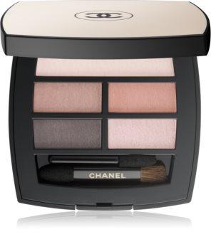Chanel Les Beiges paleta očních stínů