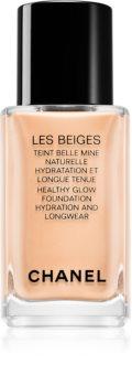 Chanel Les Beiges Foundation lehký make-up s rozjasňujícím účinkem