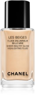 Chanel Les Beiges Sheer Healthy Glow tekoči osvetljevalec