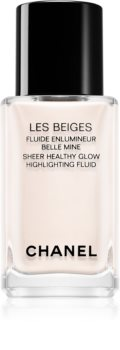 Chanel Les Beiges Sheer Healthy Glow течен хайлайтър