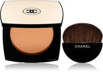 Chanel Les Beiges Healthy Glow Sheer Powder lágy púder SPF 15