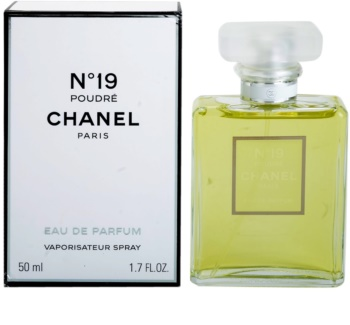 Chanel N°19 Poudré Eau deParfum för Kvinnor