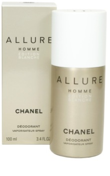 Chanel Allure Homme Édition Blanche Spray deodorant til mænd