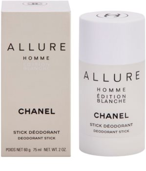 Chanel Allure Homme Édition Blanche Deodorant Stick for Men