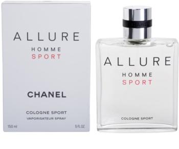 Chanel Allure Homme Sport Cologne água de colónia para homens