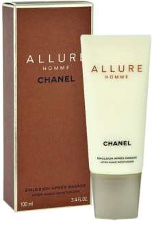 Chanel Allure Homme bálsamo after shave para hombre