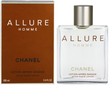 Chanel Allure Homme after shave para homens