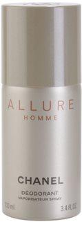 Chanel Allure Homme deodorant spray para homens