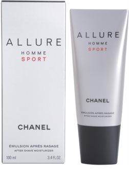 Chanel Allure Homme Sport balzam po holení pre mužov