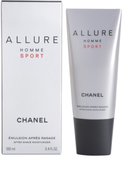 Chanel Allure Homme Sport borotválkozás utáni balzsam uraknak