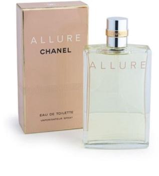 Chanel Allure Eau de Toilette Naisille