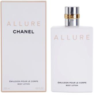 Chanel Allure telové mlieko pre ženy