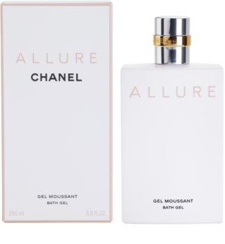Chanel Allure гель для душа для женщин
