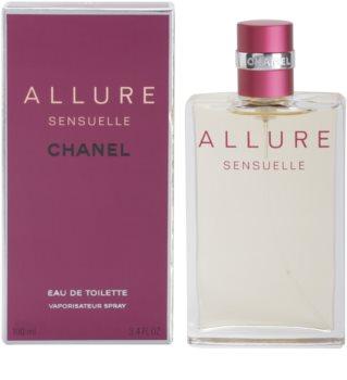 Chanel Allure Sensuelle Eau de Toilette για γυναίκες