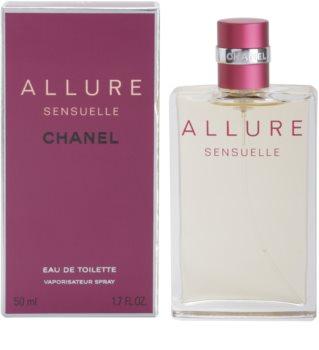 Chanel Allure Sensuelle eau de toilette for Women