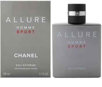 Chanel Allure Homme Sport Eau Extreme toaletná voda pre mužov