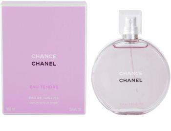 Chanel Chance Eau Tendre Eau de Toilette para mulheres