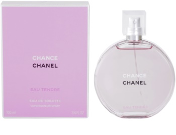 Chanel Chance Eau Tendre toaletní voda pro ženy