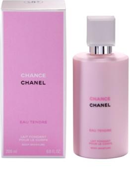 Chanel Chance Eau Tendre mleczko do ciała dla kobiet