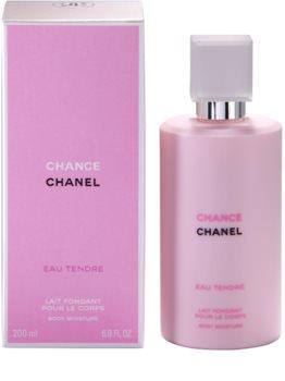 Chanel Chance Eau Tendre tělové mléko pro ženy