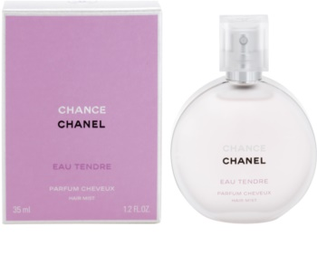 Chanel Chance Eau Tendre aромат за коса за жени