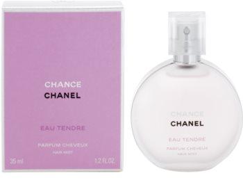 Chanel Chance Eau Tendre Hiussumu Naisille