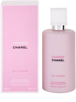 Chanel Chance Eau Tendre gel za prhanje za ženske