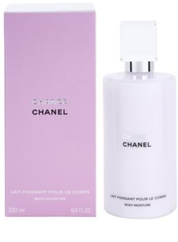 Chanel Chance leite corporal para mulheres