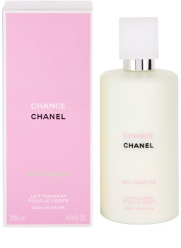 Chanel Chance Eau Fraîche telové mlieko pre ženy