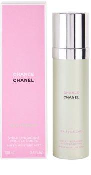 Chanel Chance Eau Fraîche spray corporal para mujer