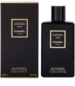 Chanel Coco Noir gel de duș pentru femei