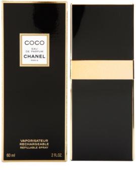 Chanel Coco eau de parfum recarregável para mulheres