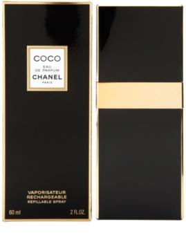 Chanel Coco parfémovaná voda plnitelná pro ženy