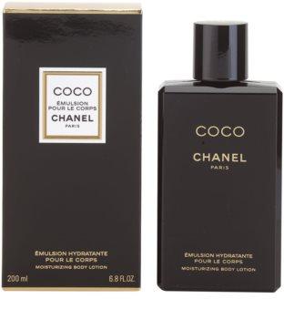 Chanel Coco tělové mléko pro ženy