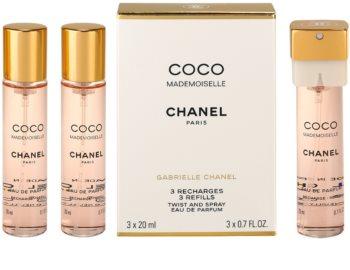 Chanel Coco Mademoiselle woda perfumowana dla kobiet